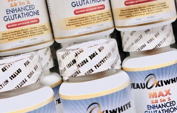 BeauOxi white 12 en 1 Glutathione & Vit C