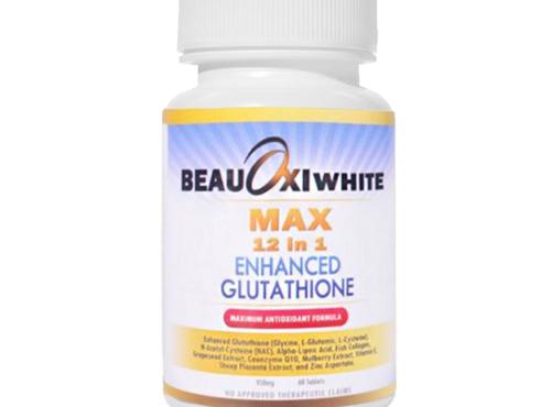BeauOxi white 12 en 1 Glutathione