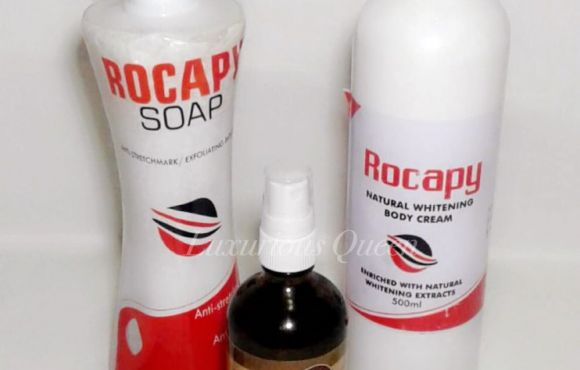 Gamme anti vergetures Rocapy