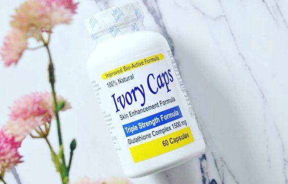 Ivory Caps 1500mg glutathione