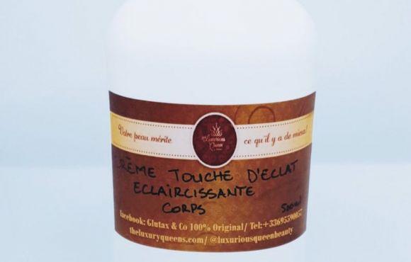 Crème Touche d'Éclat 500ml