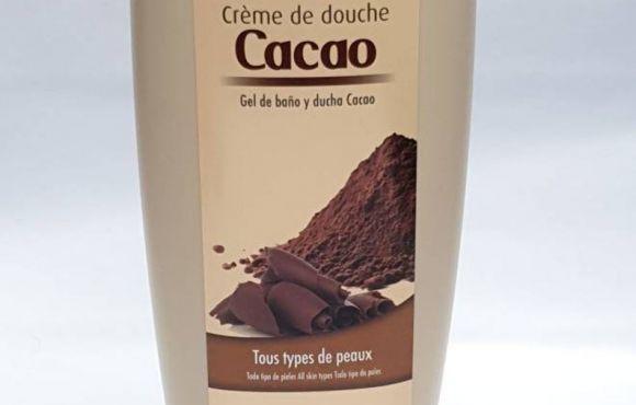 Gel douche au cacao nourrissant