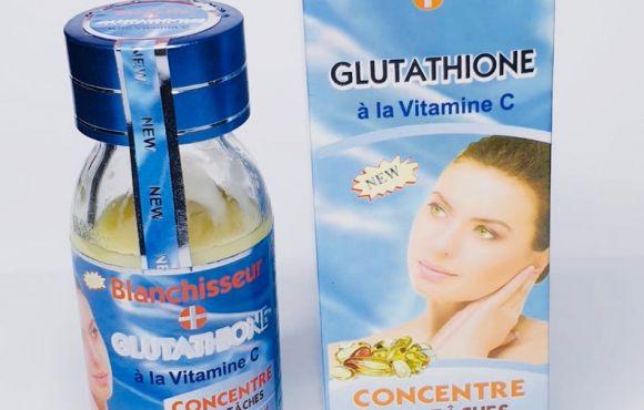 Sérum de Glutathione à la vitamine C