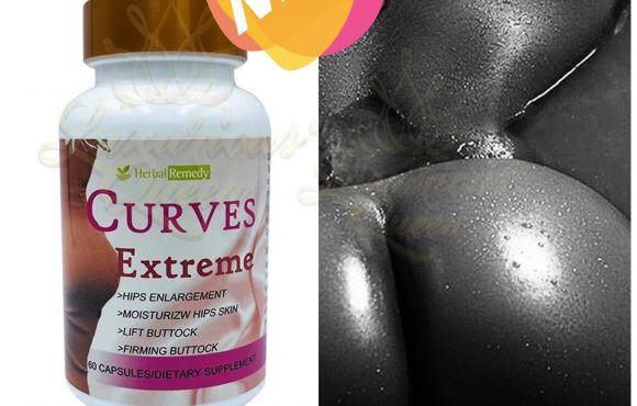Curves Extreme comprimé (fesses)