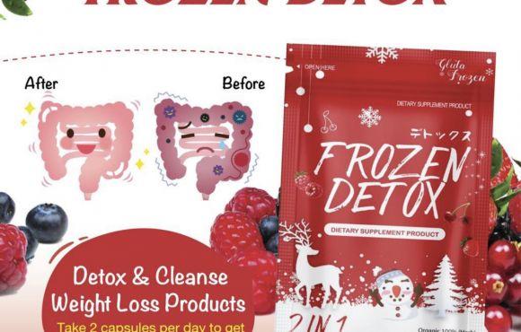 Frozen Detox minceur